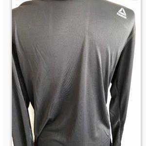 Reebok long sleeve training shirt